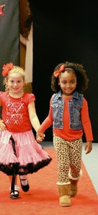 Children's Modeling & TV Commercial Acting Program