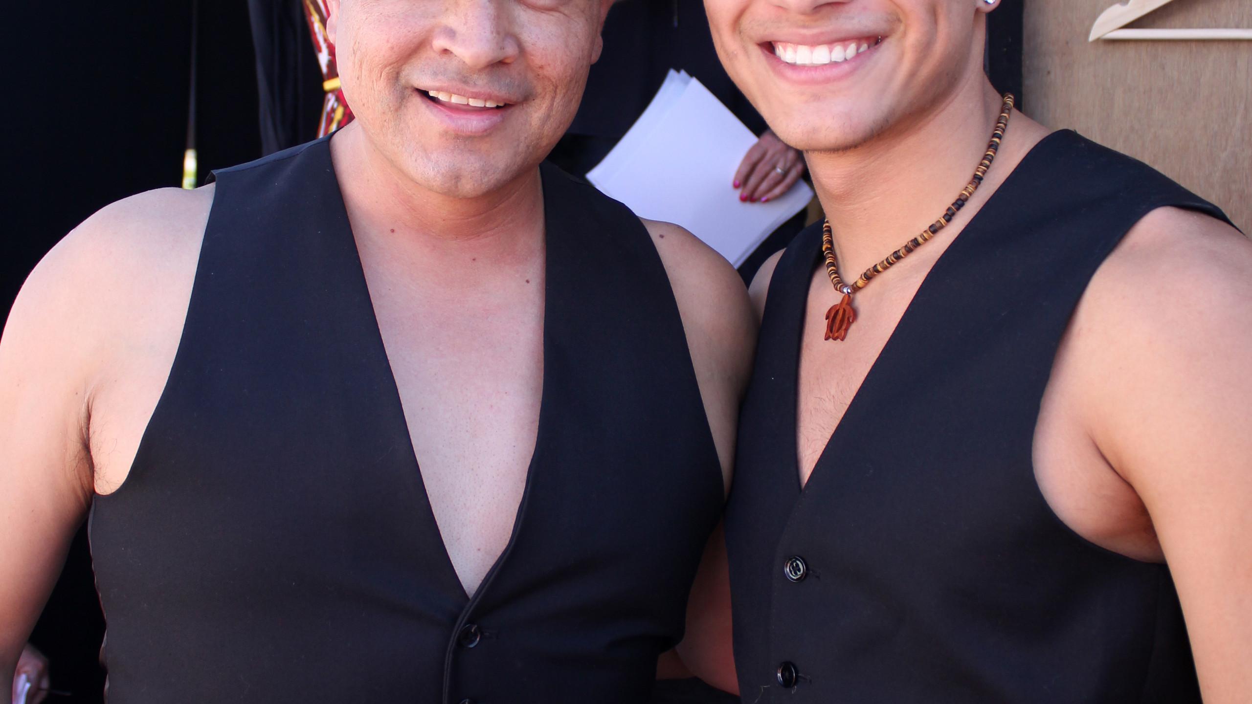 Gerardo & Cookie!