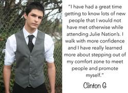 Clinton G