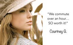 Courtney G