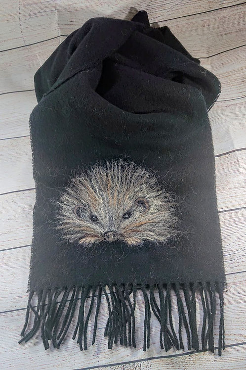 Hedgehog Scarf