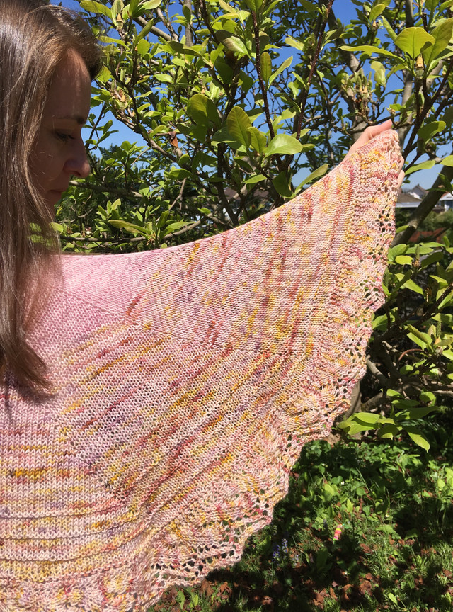 Inanda shawl (customisation)
