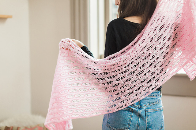 Spring with SweetGeorgia Giveaway and Budelli pattern release!