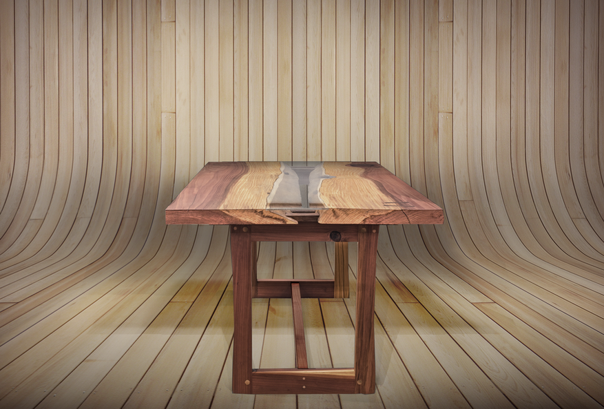Redwood River Table