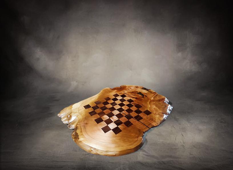 Cedar Chess Board
