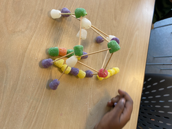 Gumdrops and Toothpicks Assembled! Sci.Zone