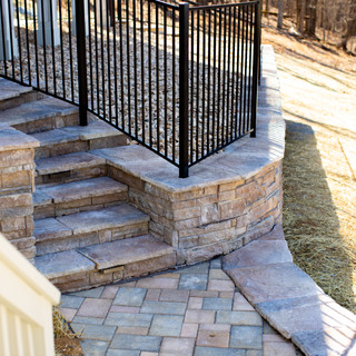 Hardscaping Pave
