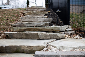 Hardscaping Stairs