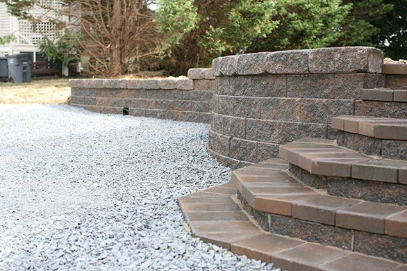Stairs Hardscape