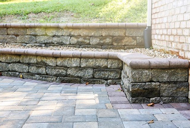 Retaining Walls Outdoor