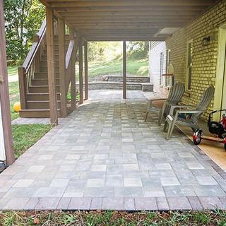 Outdoor Floor