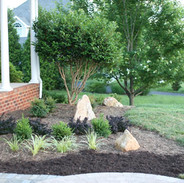 Hardscaping Grass