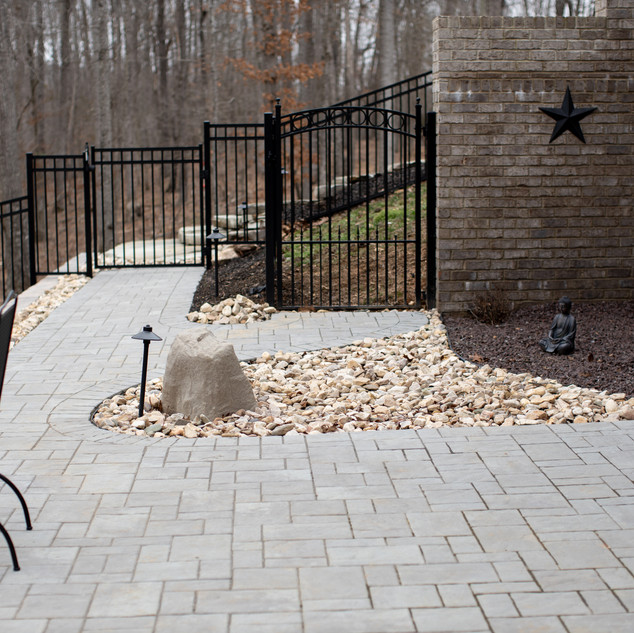 Hardscaping Outdoor