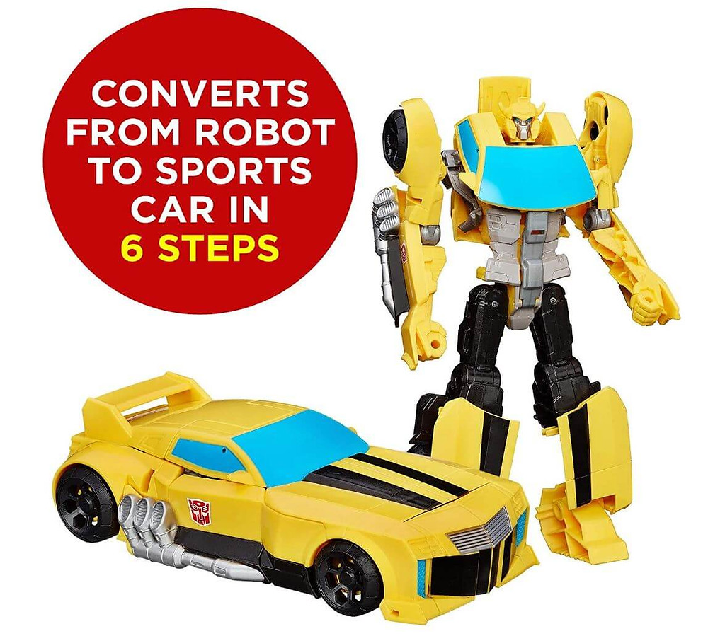 best-selling toys for christmas 2019 - bumblebee