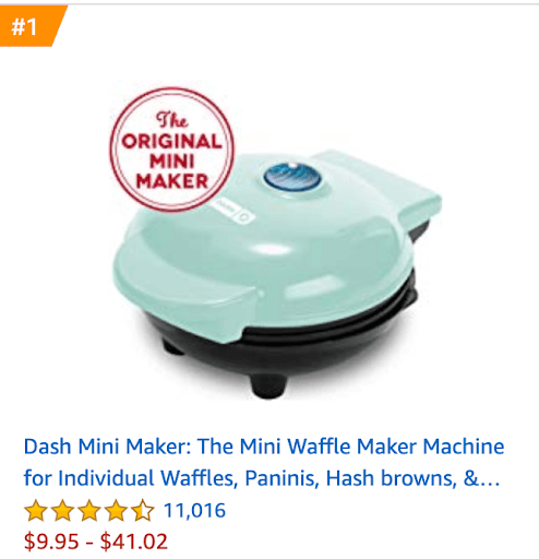 top selling kitchen items on amazon