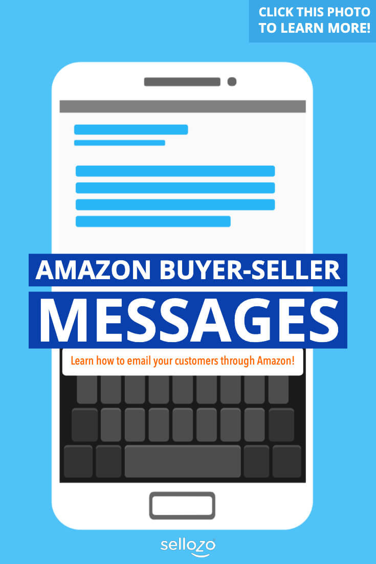 amazon buyer seller messages