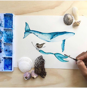 _thehappy.whale - talented and local art