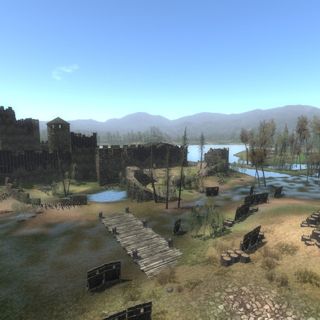 River fort
