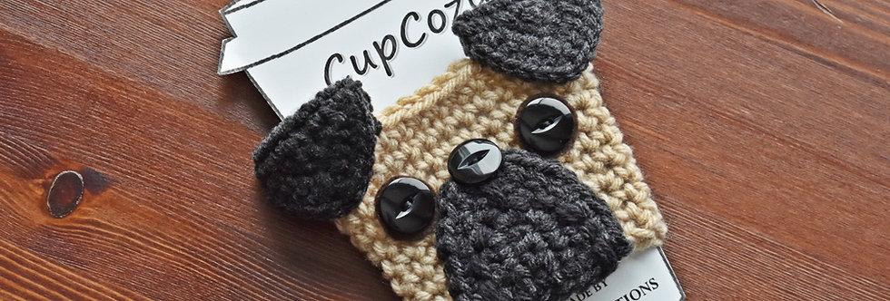 Pug Cup Cozy