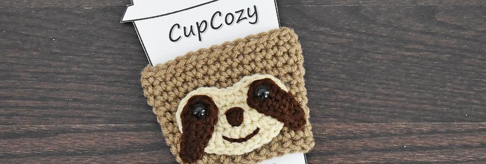 Sloth Cup Cozy