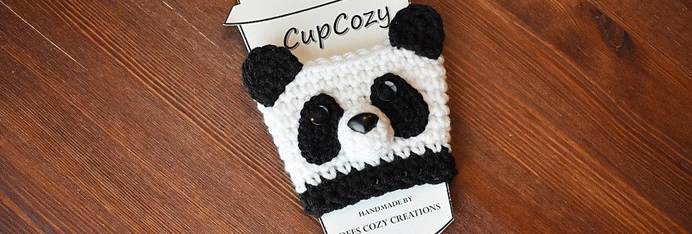 Panda Cup Cozy