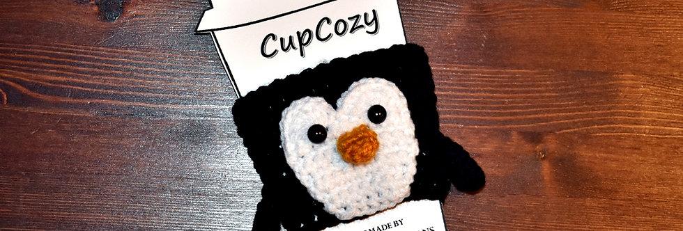 Penguin Cup Cozy