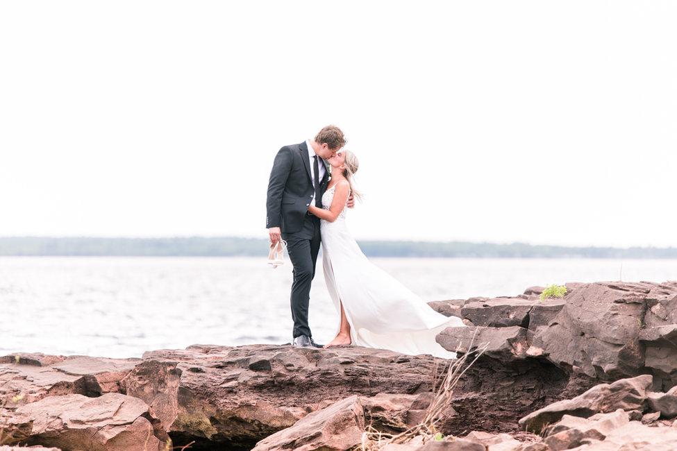Kelsey + Taylor - Wedding - Fredericton