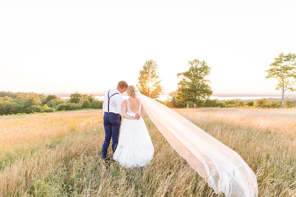 Jaime + Blake - Wedding - The Barn at Ha