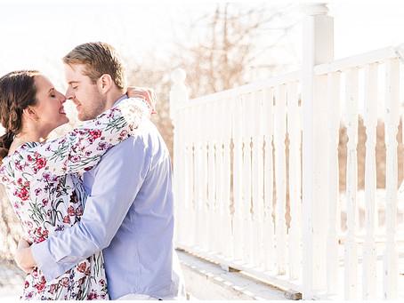 Alison + Brad | Engagement Session