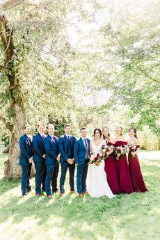 Kiran + Ryan - Prince George Hotel Wedding - Halifax Wedding - Tori Claire Photography - W