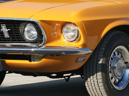 Ford Mustang Cabriolet 68'