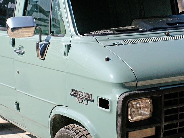 Chevrolet G30 6.2 Diesel V8