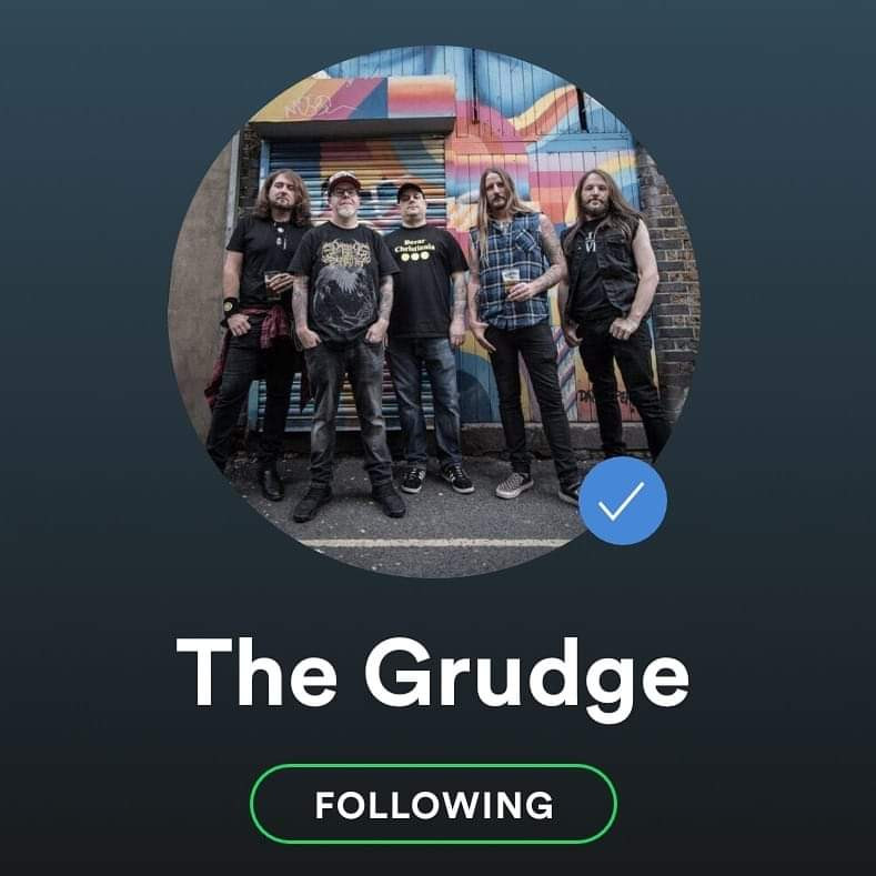 The Grudge // Spotify, 2019
