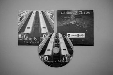 Clarence Oddbody // EP, 2019