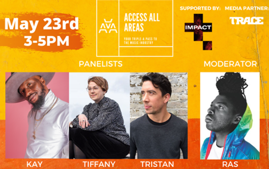 Therapy On Tour // Access All Areas: Impact Seminar, 2020