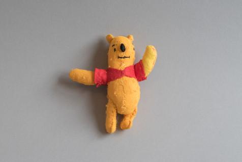Home-made Pooh