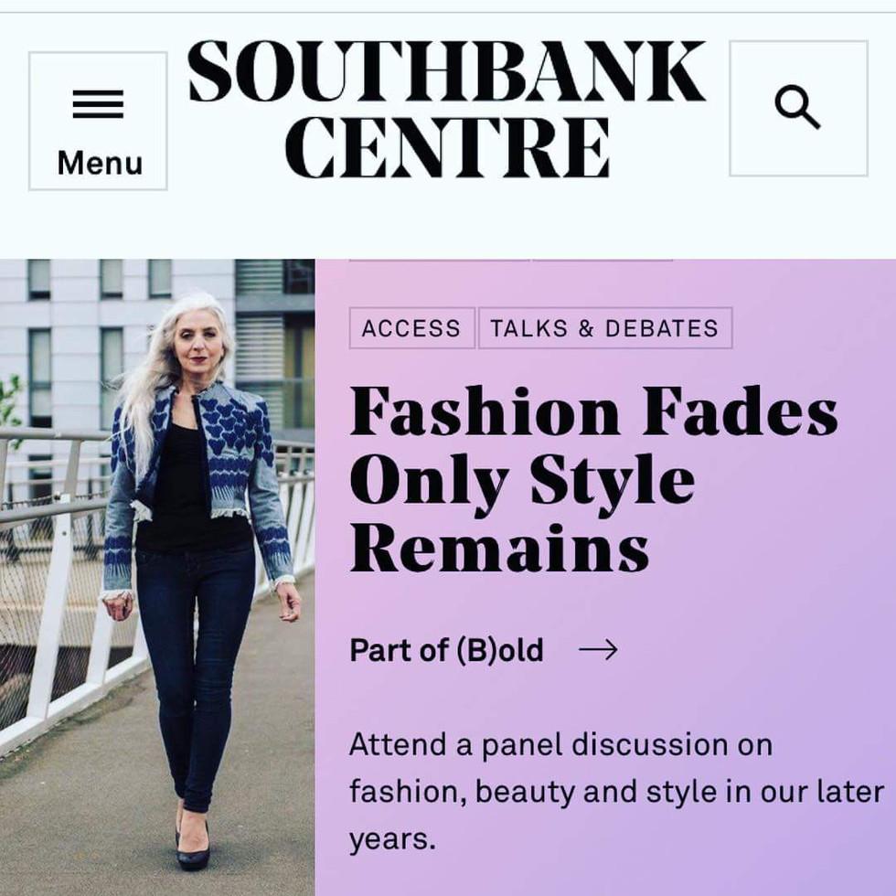 The-Bias-Cut // Southbank Centre, 2018