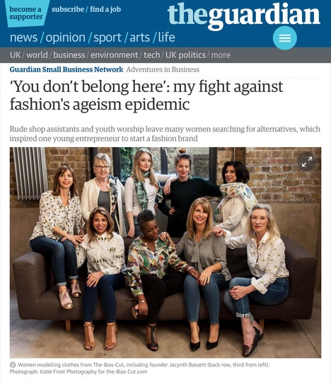 The-Bias-Cut // The Guardian, 2017