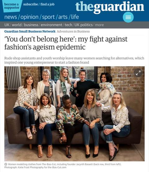 The-Bias-Cut // The Guardian, 2017