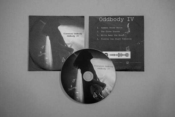 Clarence Oddbody // EP, 2020