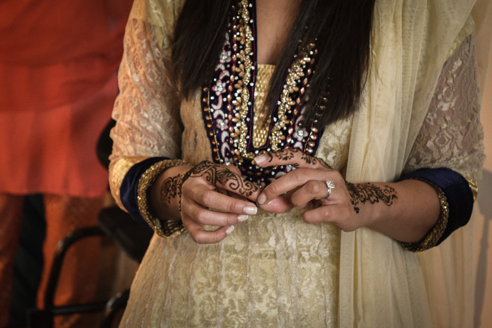 Natasha's Mehndi Party, 2015