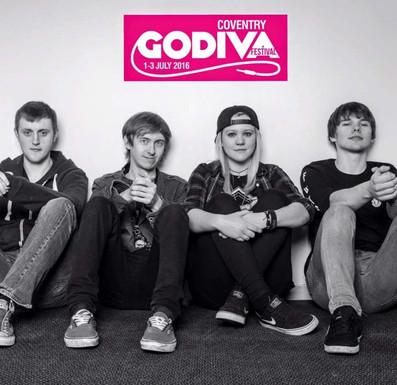 The Prophets // Godiva Festival, 2016