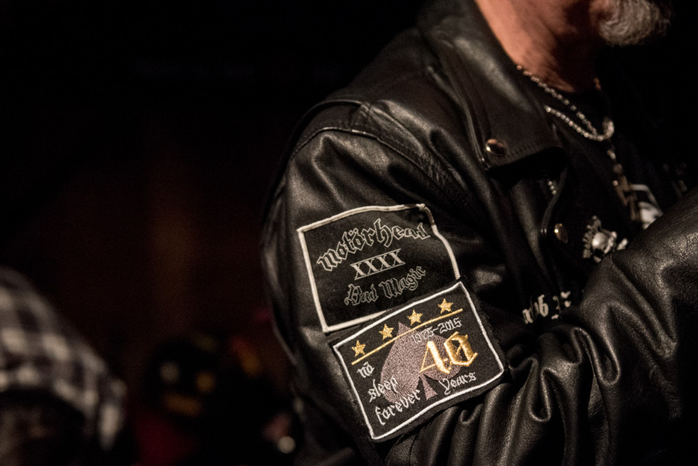 Motörhead 'Röad Crew' Launch, 2017