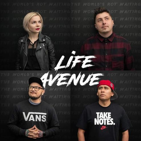 Life Avenue // Promo, 2019