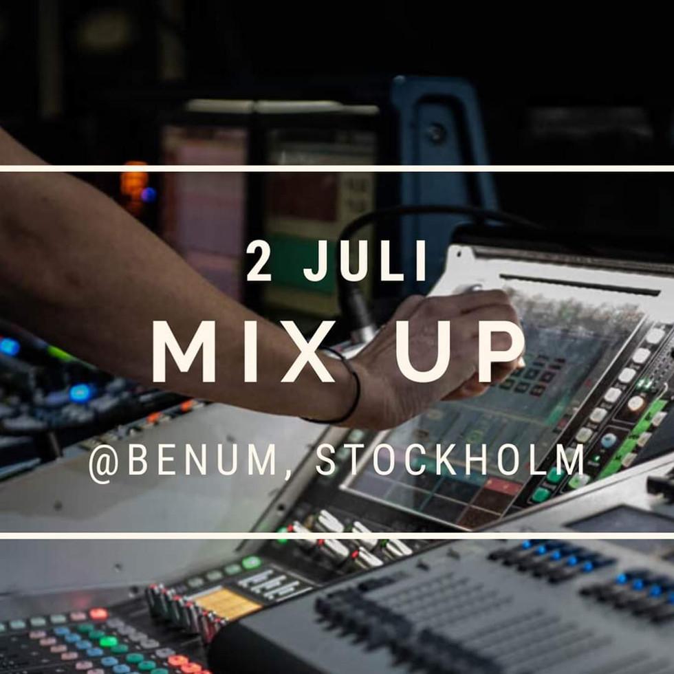 Christina Svardstrom // Mix Up, 2020