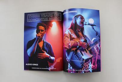 Concentus Magazine, 2018