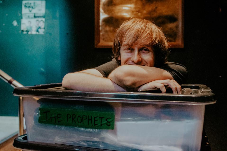 The Prophets // UK Tour, 2016