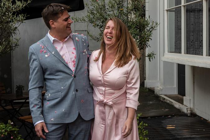 Sarah & Craig, 2019