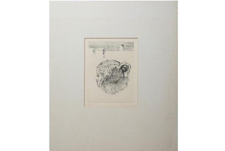 Miodrag Djuric (Dado) Sans titre (182), 1967