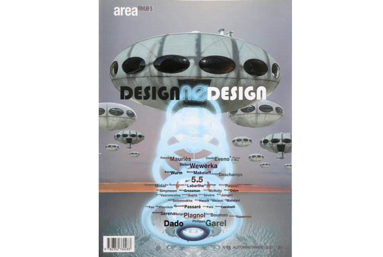 Area revue n°15 - Design, no design